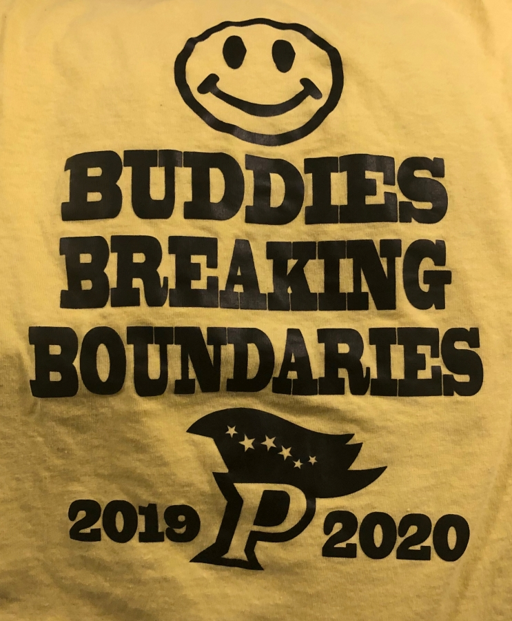 Buddy T-shirts 2019-2020